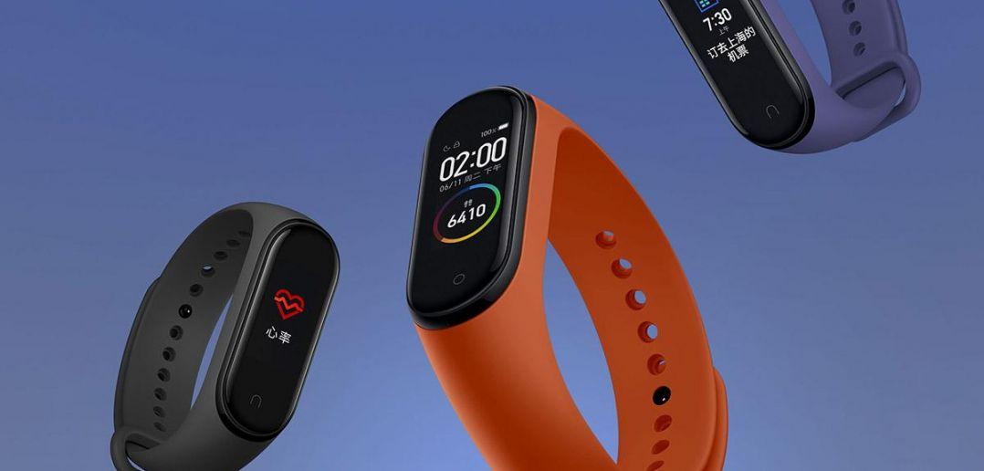 Mi Band 5 будет оснащён датчиком для контроля уровня кислорода в крови