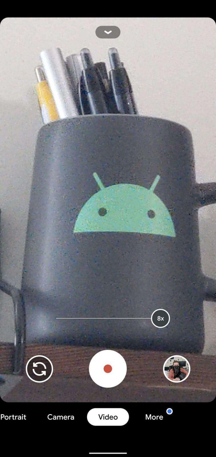 Флагманы Google Pixel теперь поддерживают восьмикратный зум