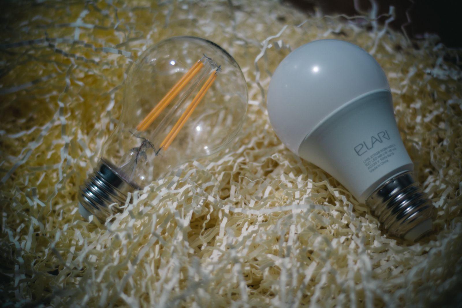 Умный свет. Обзор лампочек ELARI