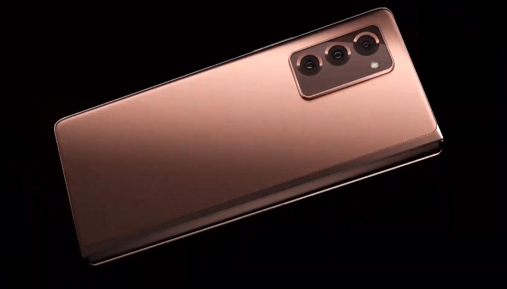 Samsung сделал новый складной смартфон Galaxy Z Fold2