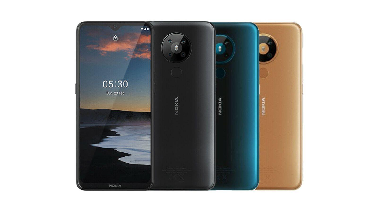 Nokia представила сразу два новых бюджетных смартфона