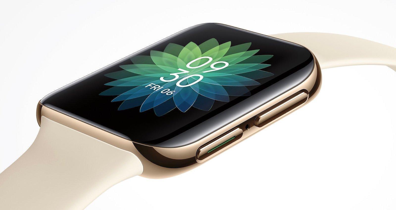 OPPO объявила о старте продаж в России умных часов OPPO Watch