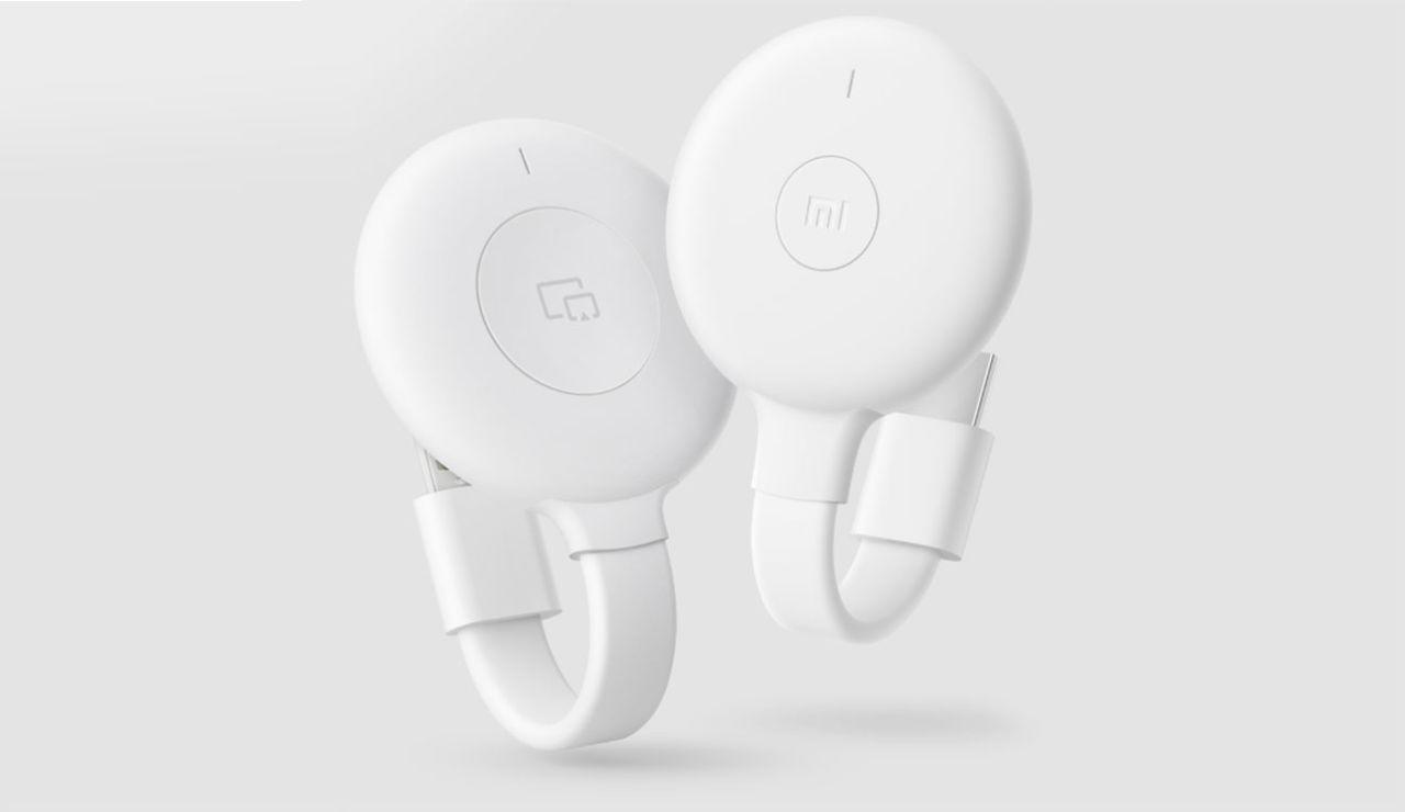Xiaomi выпустила новый беспроводной проектор, он очень похож на Chromecast от Google