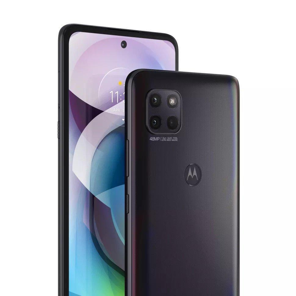 Motorola выпустила смартфон Moto G 5G