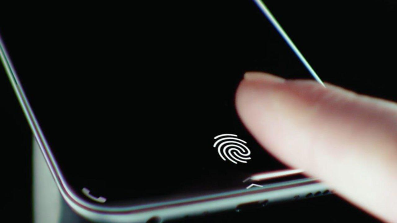 Apple может вернуть Touch ID для нового iPhone в этом году (touchiddisplay 1280x720 1)