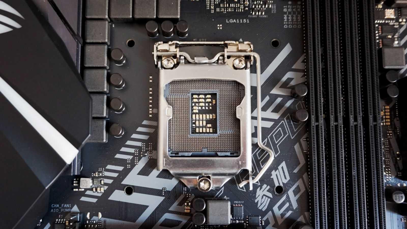 Из-за дефицита чипов подорожают бюджетные материнские платы от Intel