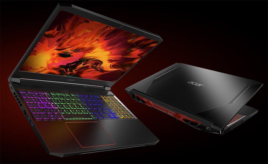 Игровой ноутбук Acer Nitro 5 с процессором Ryzen 5000 полностью рассекречен