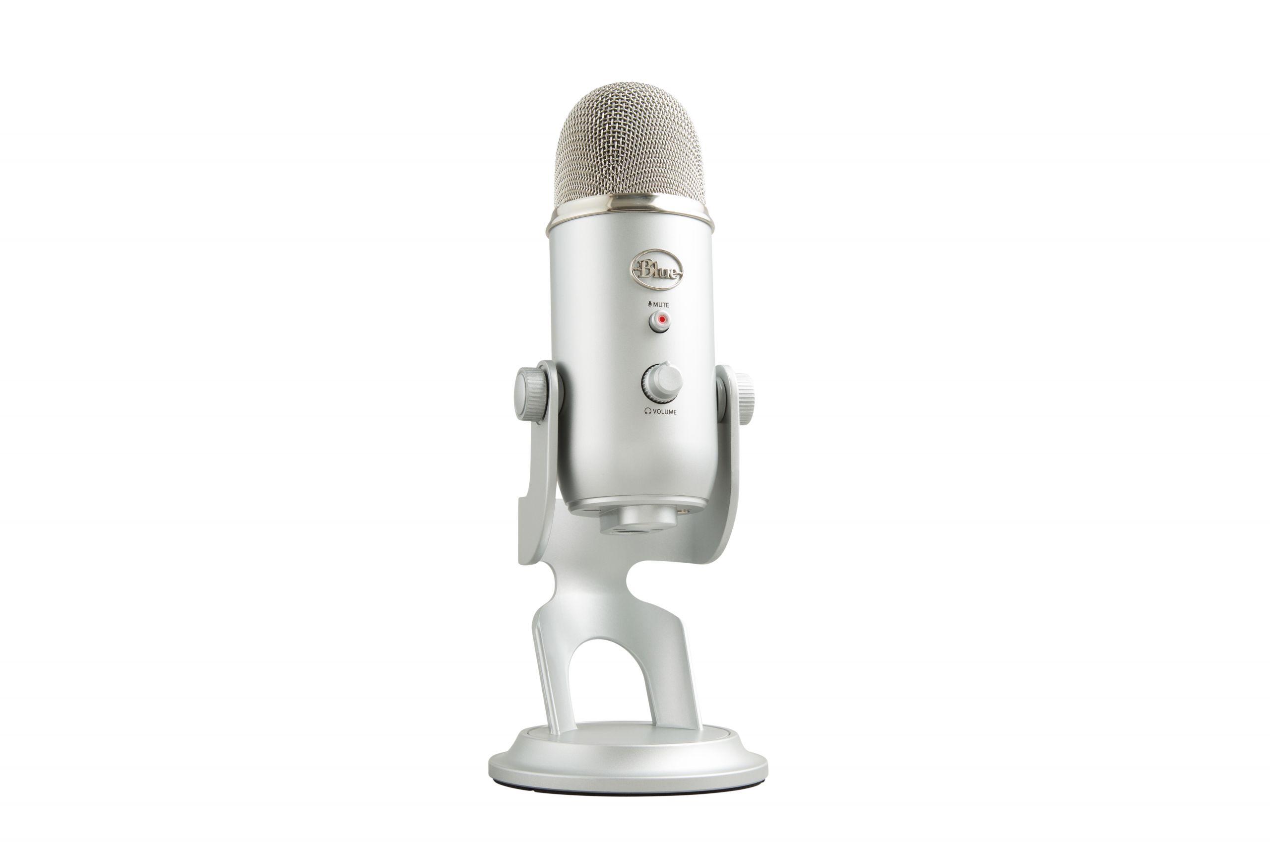 Blue Microphones выпустили в России флагманский USB-микрофон Yeti Blue Microphones выпустили в России флагманский USB-микрофон Yeti
