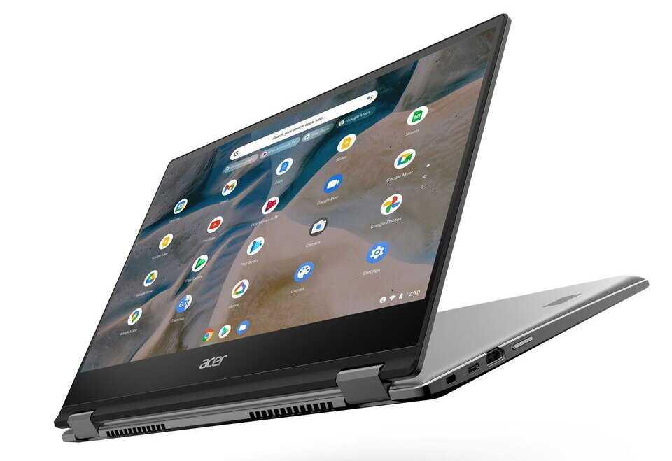 Acer выпустила новый хромбук с процессором AMD (03 acer chromebook spin 514)