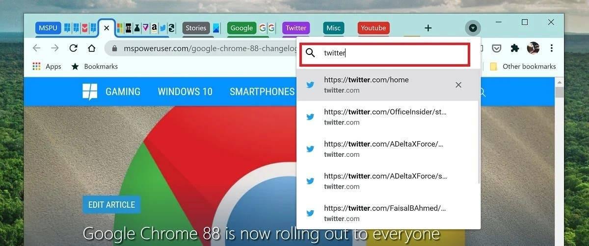 Google выпустила Chrome 88 для всех основных платформ (1 9)