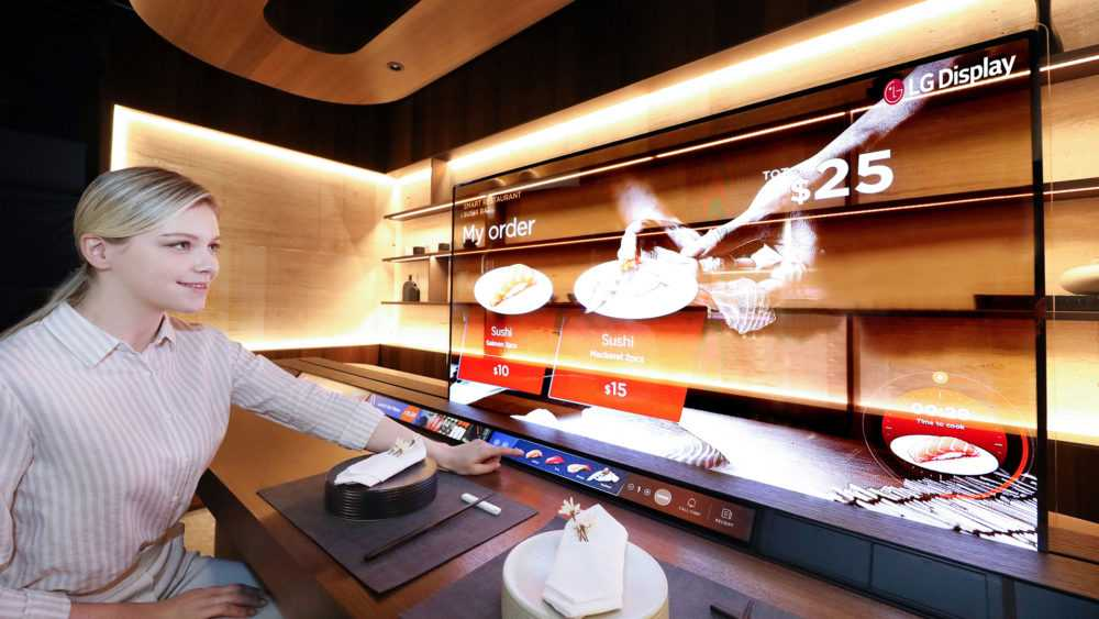 LG представит на CES 2021 прозрачные OLED-панели (1)