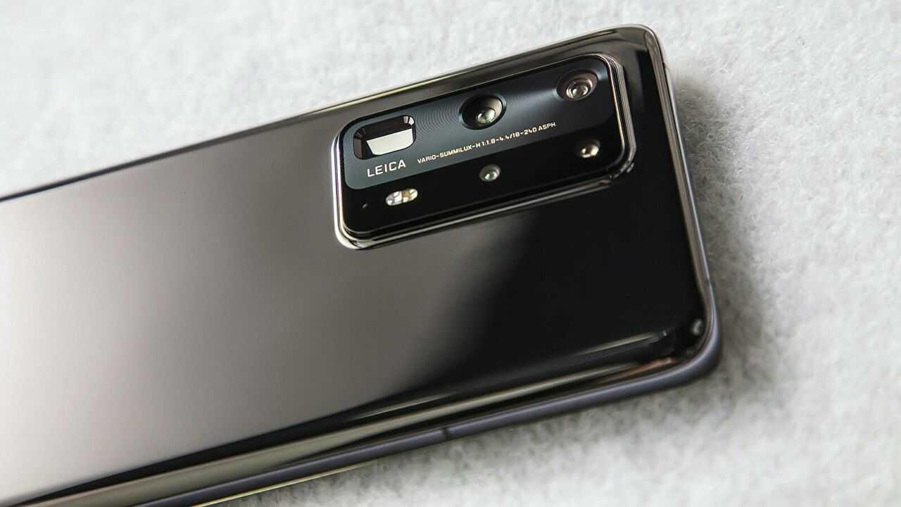 Появились новые подробности о серии Huawei P50 ()