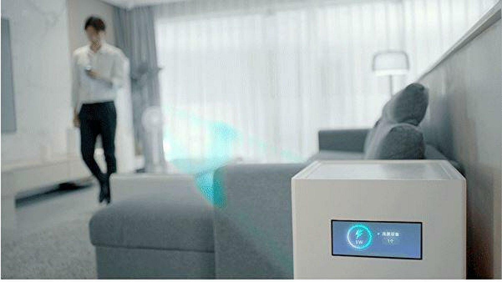 Xiaomi показала инновационную технологию беспроводной зарядки по воздуху