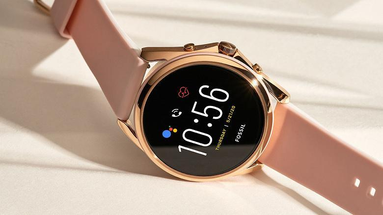 CES 2021: Представлены умные часы Fossil Gen 5 LTE (1610235199 f6 large)