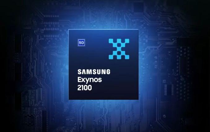 Samsung выпустил новый флагманский мобильный процессор Exynos 2100 ()