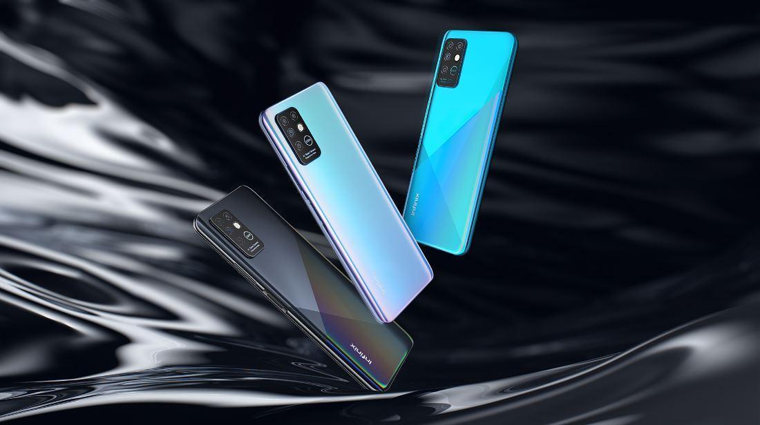 В России стартовали продажи смартфона Infinix Note 8 (3 1)