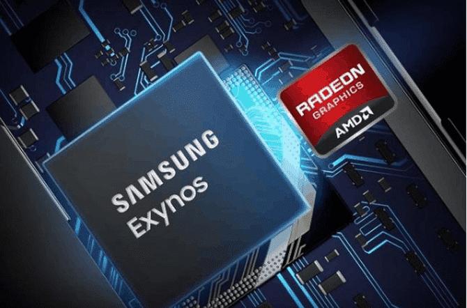 Samsung пообещала графику AMD уже в следующем поколении процессоров Exynos (3edc isyparh7590908)
