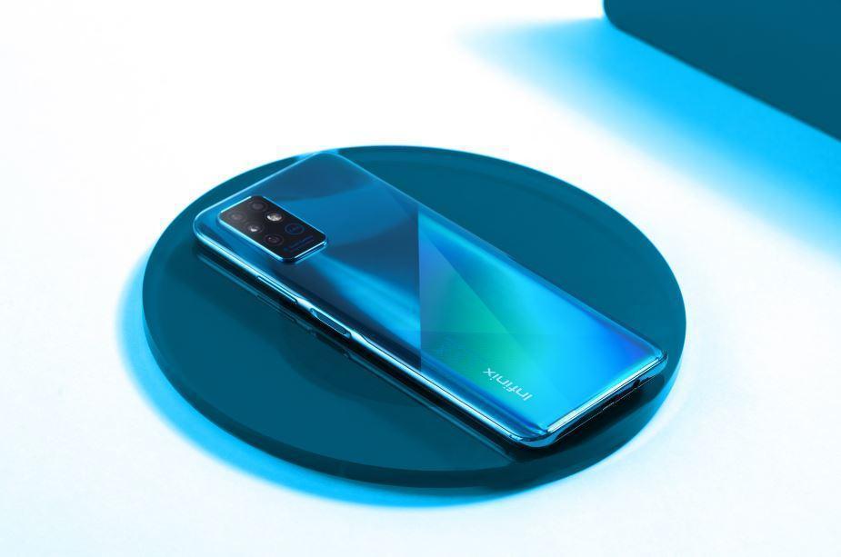 В России стартовали продажи смартфона Infinix Note 8 (4 4)