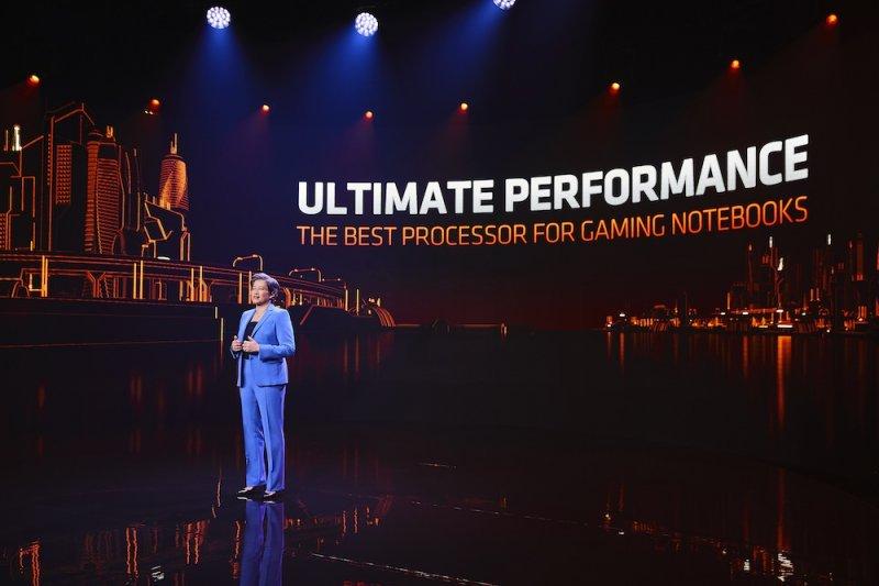 CES 2021: AMD объявил о выпуске лучших в мире мобильных процессоров (AMD AMD Ryzen 5000 and all the news presented at)