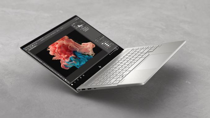 CES 2021: HP обновила ноутбук Envy 14 (HP ENVY 14)