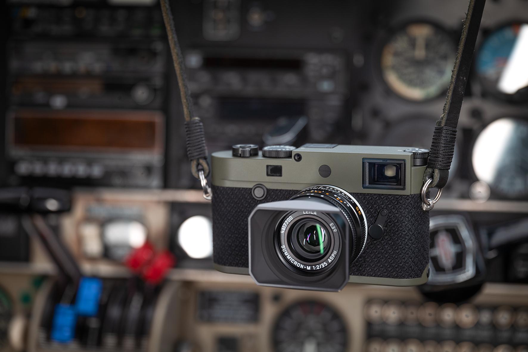 Leica выпустила камеру M10-P Reporter лимитированной серии (M10 P Reporter Ambient2 RGB)