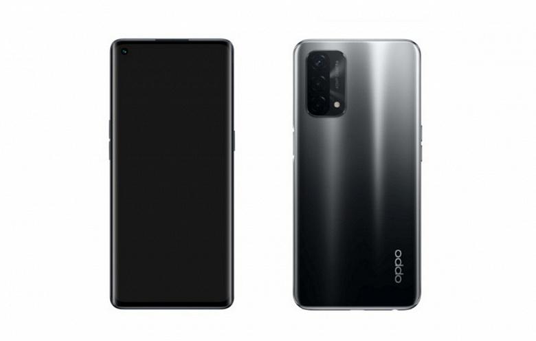 Oppo A93 5G: флагманский дизайн, Snapdragon 480 и сомнительная цена (OPPO A93 5G China Telecom large)