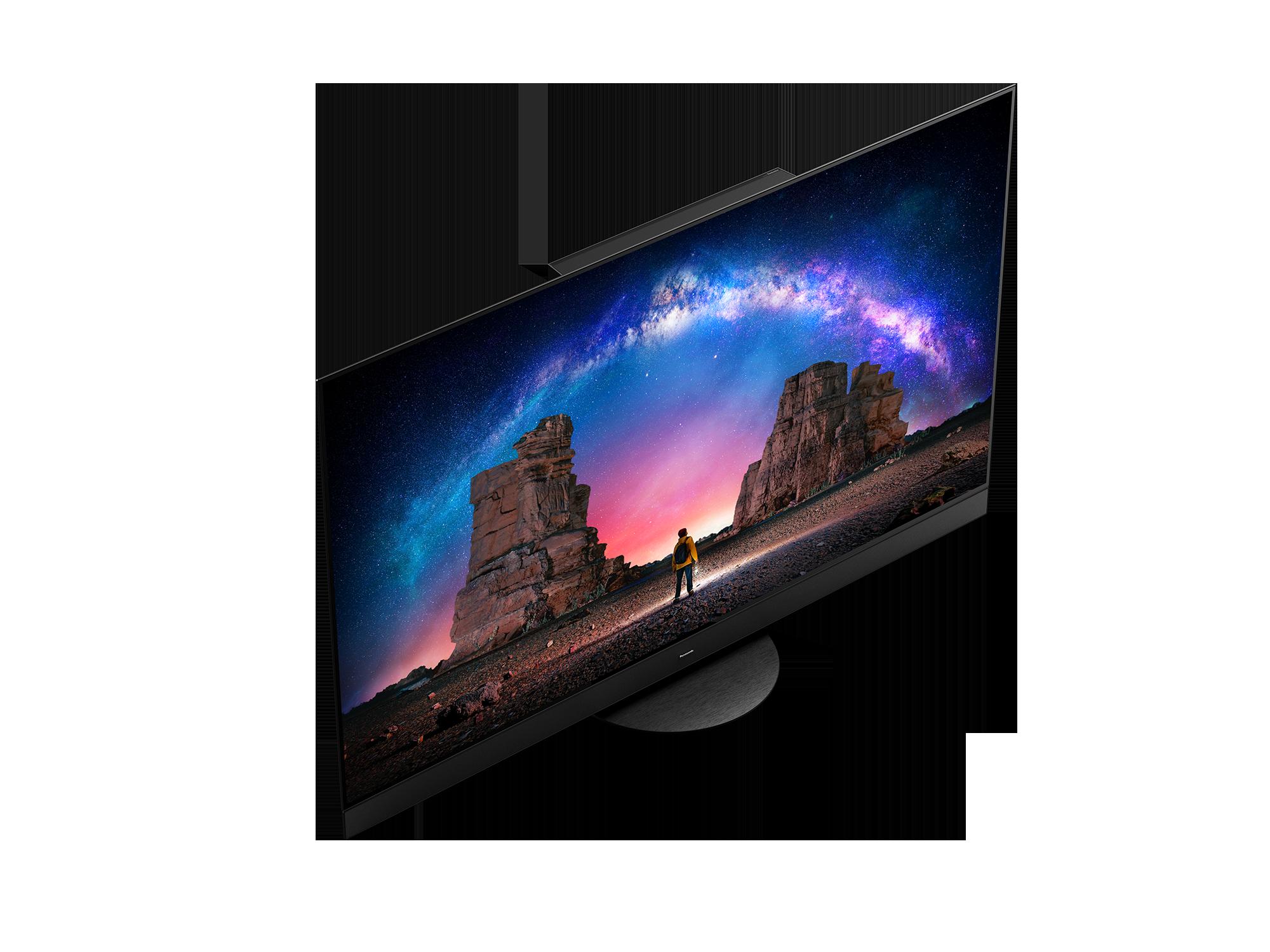 CES 2021: Panasonic представил флагманские OLED-телевизоры 2021 года (TX 65JZ2000E 2000B W2004 C2004 hero B KV)