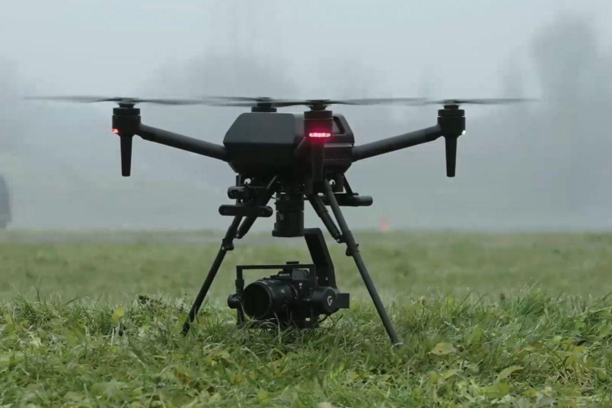 CES 2021: Sonу представила дрон для профессиональной киносъёмки (bandicam 2021 01 11 17 16 20 402.0)