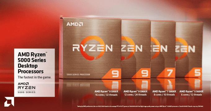 CES 2021: AMD объявил о выпуске лучших в мире мобильных процессоров (ces 01)