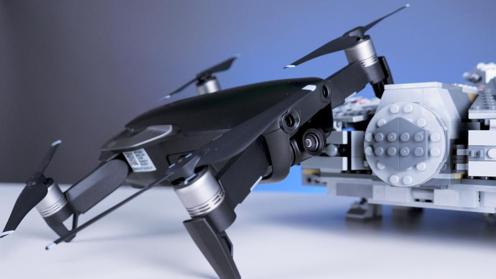 Трамп приказал провести оценку безопасности использования китайских дронов (dji mavic air 2)