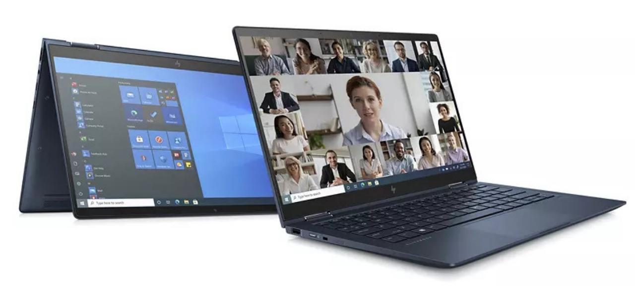 CES 2021: HP представила ноутбуки для удаленной работы (dragonflyg2 press release)
