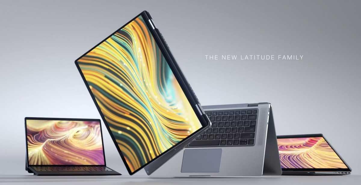 Dell представила четыре новых ноутбука