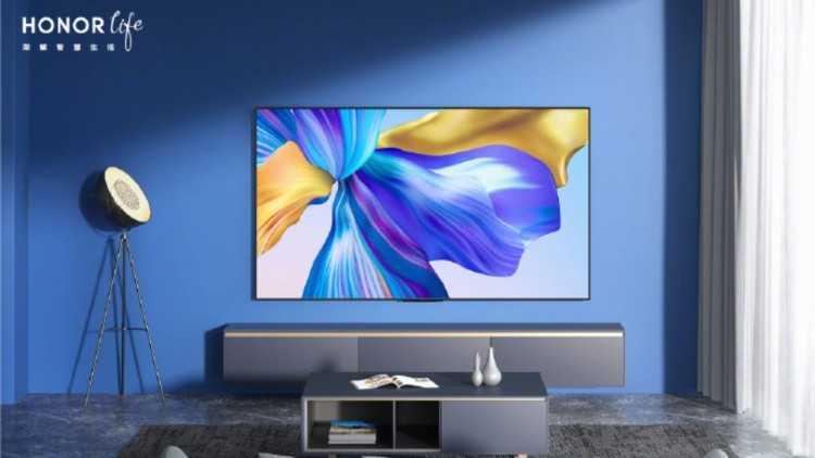 Honor анонсировала 75-дюймовый монитор, умные часы и ряд других продуктов (honor smart screen tv x1 75)