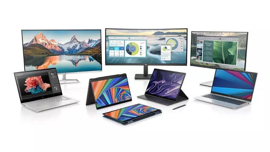 CES 2021: HP представила ноутбуки для удаленной работы (hp at ces)