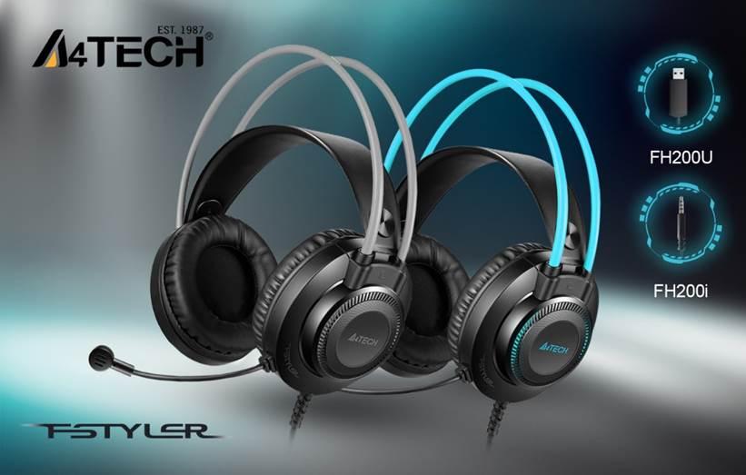 В продаже появились полноразмерные гарнитуры A4Tech Fstyler (image001 1)