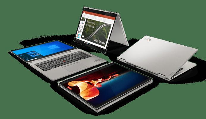 CES 2021: Lenovo ThinkPad X1 Titanium Yoga — самый тонкий ноутбук (image001)
