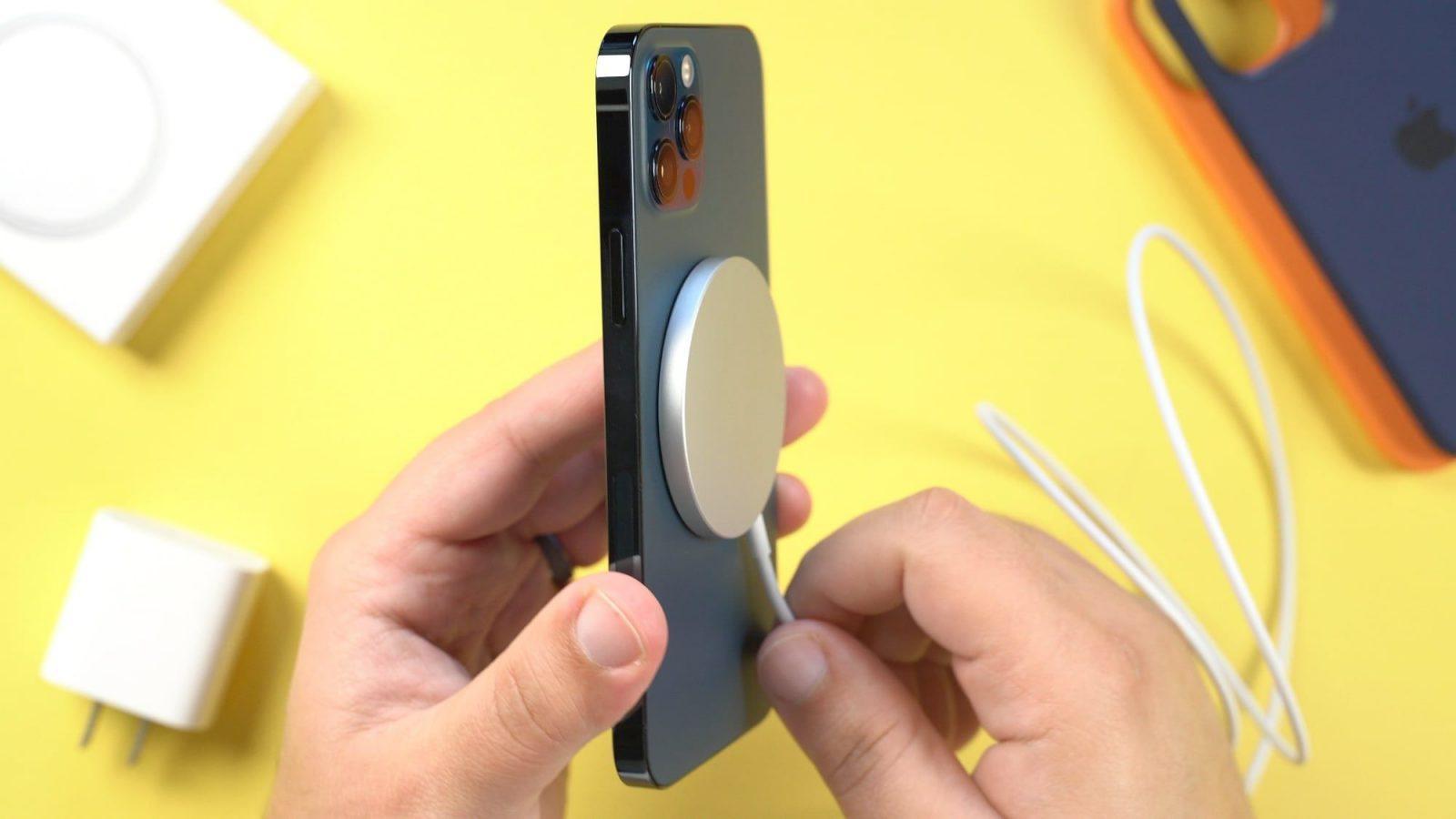 MagSafe в iPhone 12 может мешать работе кардиостимуляторов (iphone12magsafe)