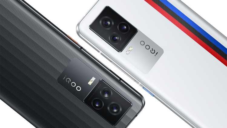 Новые рендеры iQOO 7 демонстрируют две расцветки флагмана (iqoo2)