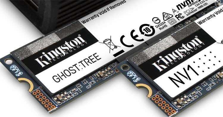 CES 2021: Kingston представила новые твердотельные накопители NVMe