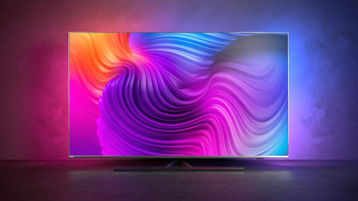 Представлен умный телевизор Philips OLED 806 (perfomance series 8506 eu 360 rgb)