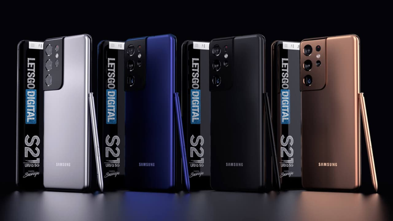 Samsung не ждёт рекордных продаж от смартфонов серии Galaxy S21 (samsung galaxy s21 ultra z s pen 16x9 1 large)