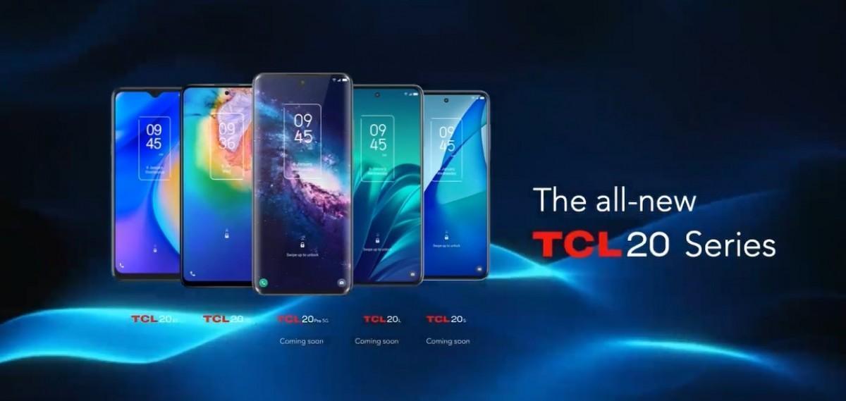 CES 2021: TCL анонсировала линейку смартфонов TCL 20 ()