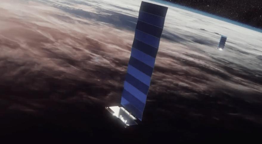 SpaceX Falcon 9 запустил более 100 спутников за один раз ()
