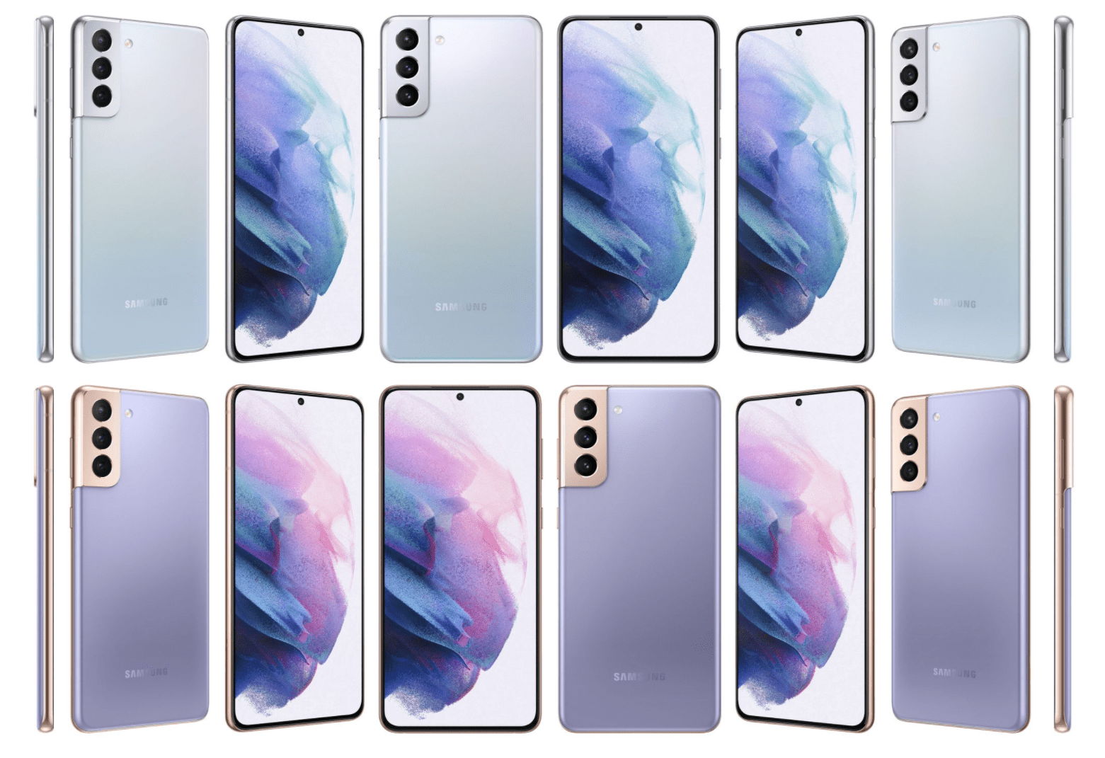 Galaxy Unpacked 2021: прямая трансляция презентации Samsung Galaxy S21 ()