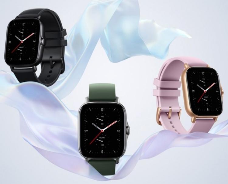 В России стартовали продажи умных часов Amazfit GTR 2e и GTS 2e ()