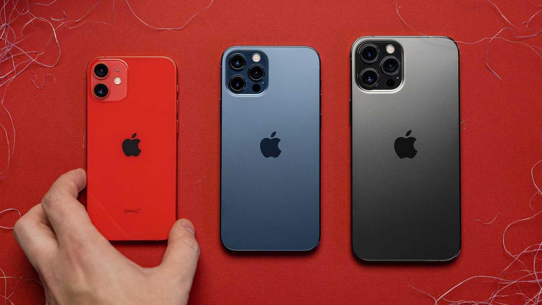 iPhone 12 mini не оправдал ожиданий. Продажи смартфона разочаровывают Apple (zWWWNtLtbeL6)