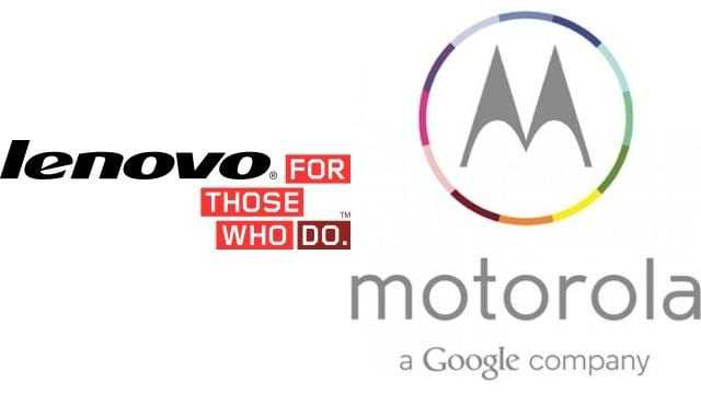Lenovo Motorola - Lenovo Mobile войдёт в состав Motorola