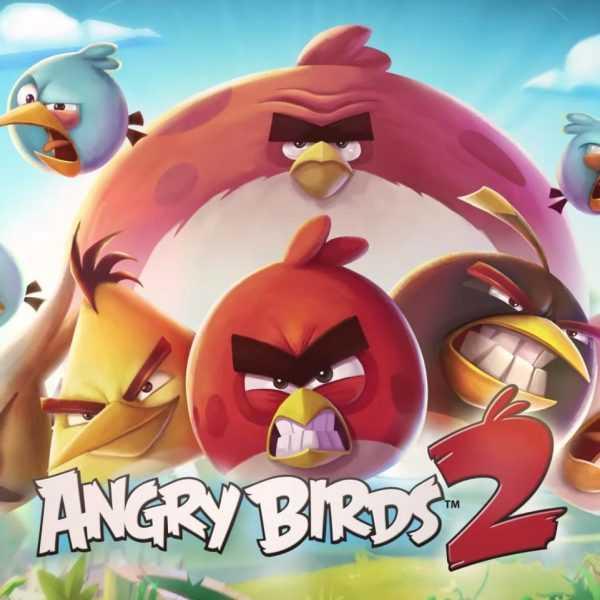 Обзор Angry Birds 2 (ab2)