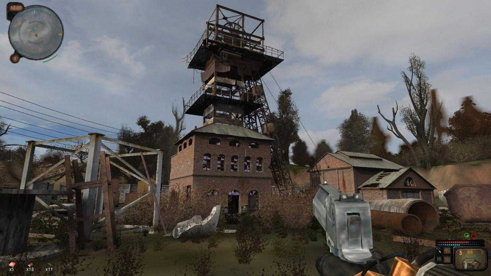 Гайд по S.T.A.L.K.E.R. Call of Chernobyl (ss brain 08 17 15 23 38 15 l10 red forest)