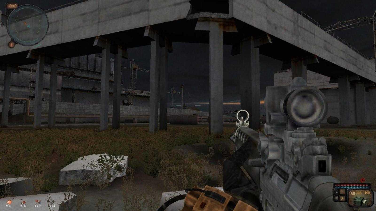 Гайд по S.T.A.L.K.E.R. Call of Chernobyl (ss brain 08 19 15 20 21 24 l12 stancia 2)